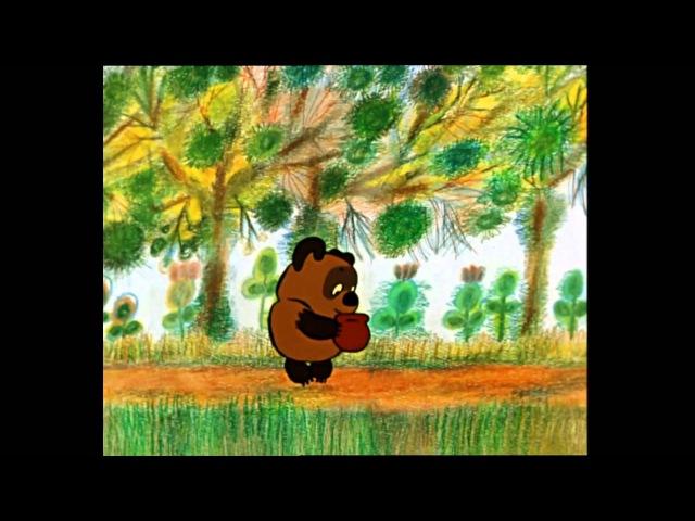 Сборник мультиков Винни Пух   Winnie the Pooh russian animation