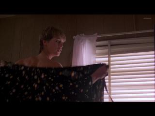 """Джейми Ли Кёртис (Jamie Lee Curtis nude scenes in """"Grandview, USA"""" 1984)"""