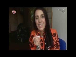 Jamala speak about Argo and Greece