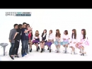Weekly Idol EP 250 EXID HanivsLovelyz open one s mouth wide