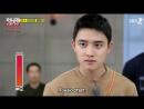 Running Man (Ep.327) - Эгьё ДиО/КёнСу (EXO)