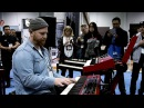 Nord at NAMM 2017 - Rachel Flowers, Robi Botos, Mike Aaberg, Glasys