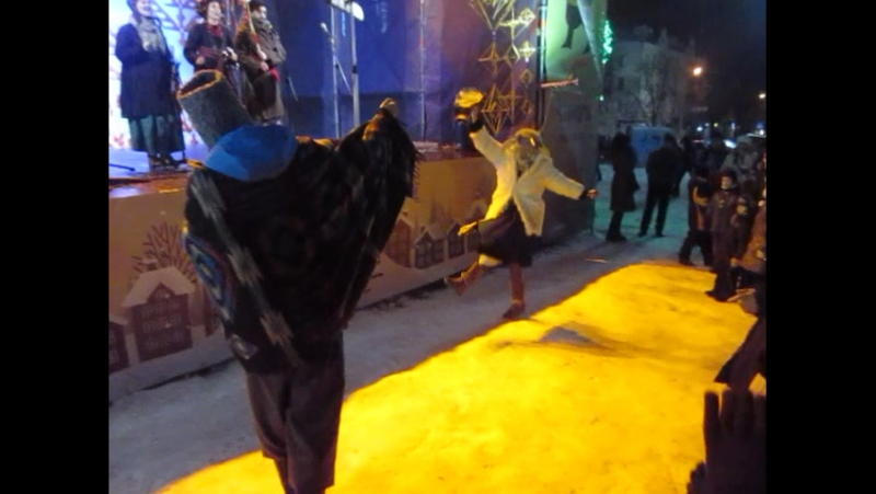 етно-гурт Витинанка В славного пана та Го-го-го коза м.Чернігів 14.01.2017
