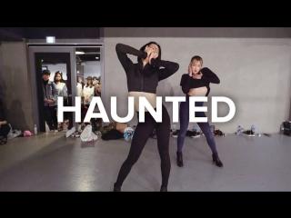 1Million dance studio Haunted - Stwo ft. Sevdaliza / Lia Kim Choreography