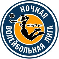 Логотип Волейбол Челябинск / Школа volley74.pro / НВЛ