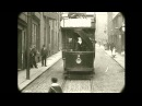 1900 Victorian Time Machine Extended Ride Through Town in England speed corrected w added sound