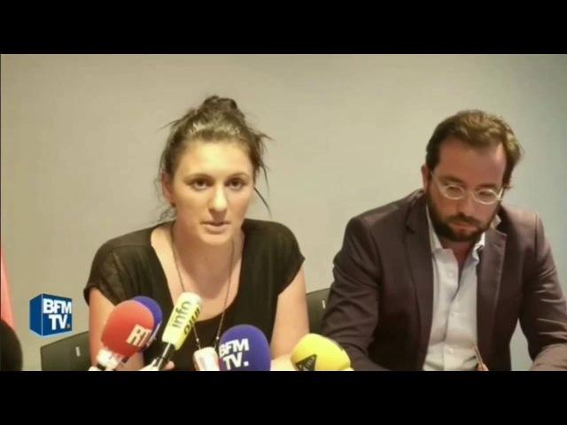 Le lâche et menteur Bernard Cazeneuve s'acharne sur Sandra Bertin