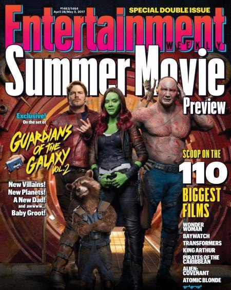 Entertainment Weekly April 28 May 5 2017