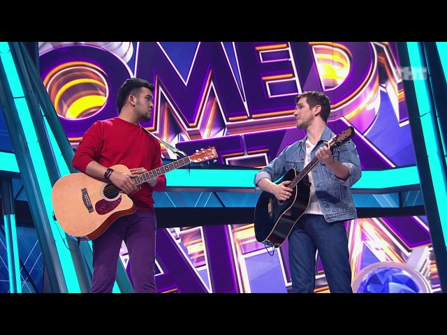 Comedy Баттл Последний сезон Рамис и Вова 1 тур 15 05 2015