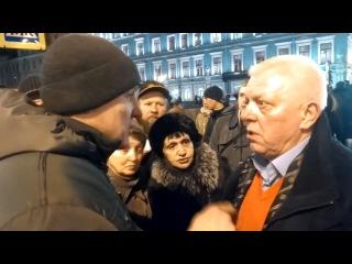 РуСкий дед опустил фашистов НОД