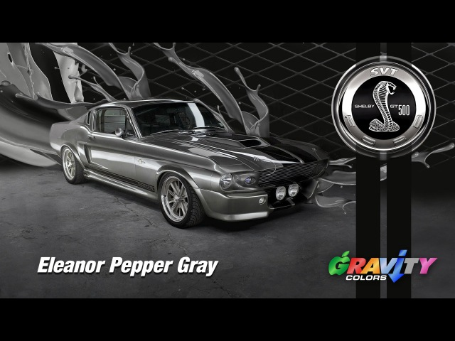 1967 Shelby Mustang GT500 Eleanor scale model build-up video part 1