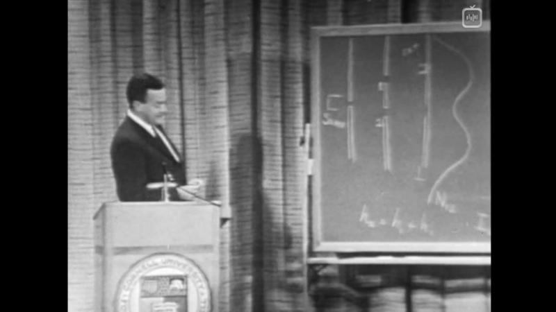 Ричард Фейнман Характер физического закона Лекция 6 Вероятность и неопределе