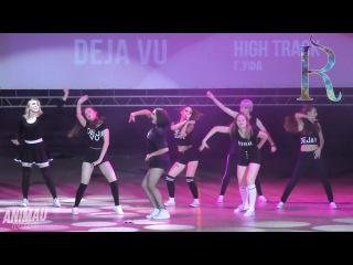 ANIMAU 2016: EXPO. High Track (Уфа): SONAMOO - Deja Vu (소나무 Cover)