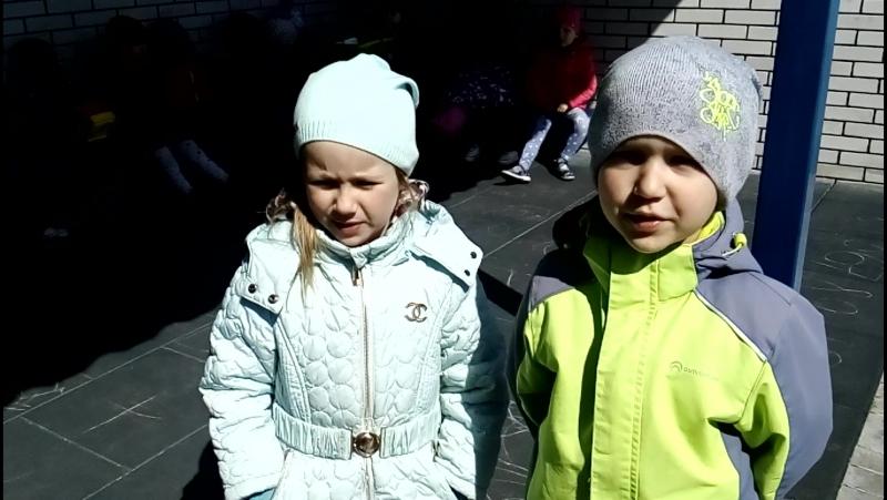 Витя и Эмилия Хом`ячок
