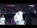 Роналду штовхнув Гвардіолу (Барселона - Реал)