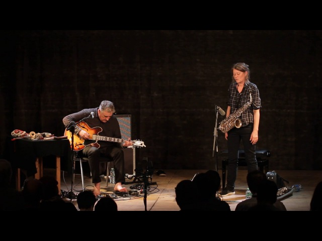 Fred Frith Lotte Anker p 1 @DOM 1 04 2017