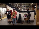 Too Many Zoos @ 14st Union Square Station. Sept '13