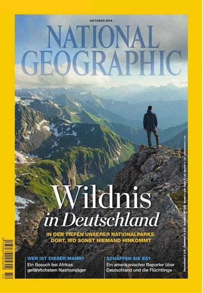 National Geographic USA - October 2016 (1)
