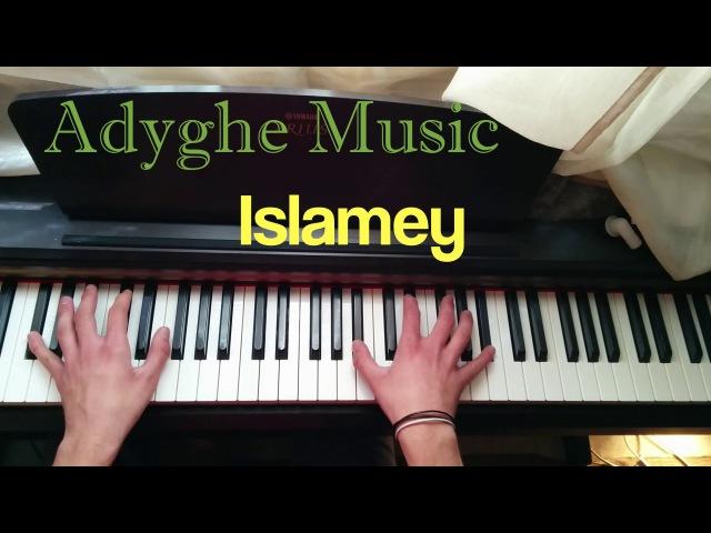Adyghe Circassian Music Islamey Piano Cover