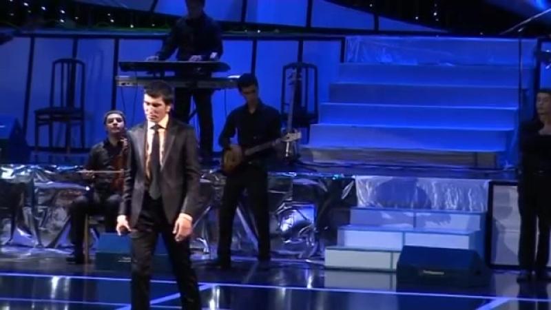 Sardor Mamadaliyev Seni hech kim sevolmaydi meningdek nomli konsert dasturi 2012