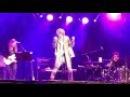 Patricia Kass Cogne Live Rock Oz 2016