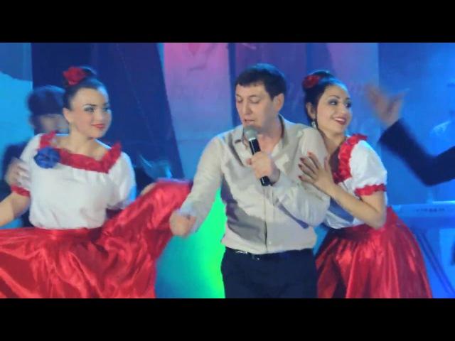 Фирдус Тямаев танцует в Уфе