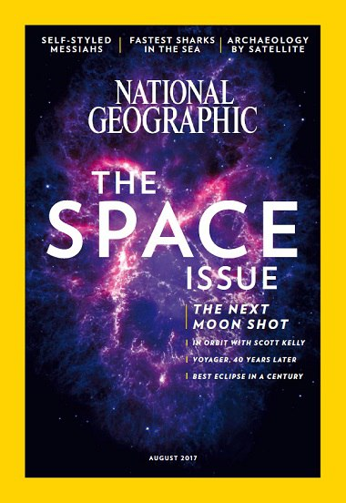 National Geographic USA August 2017