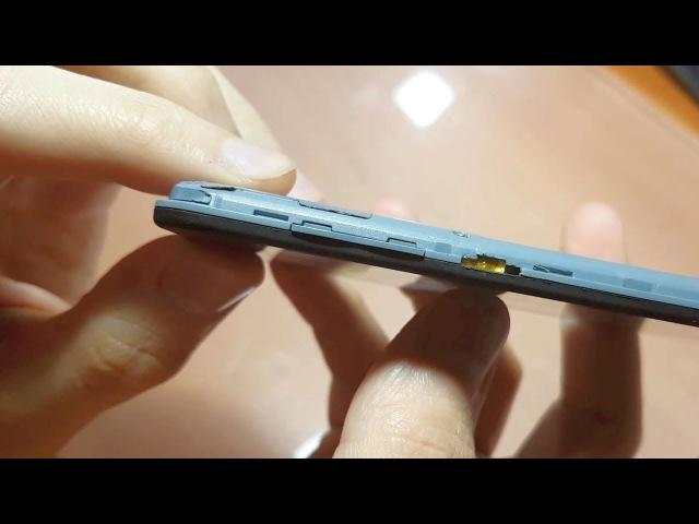 Печать толкателей кнопок на 3D принтере. Смартфон Micromax Q415