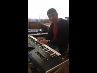 Репетиция 8 Ишхан Аджоян и Коте Авдалян