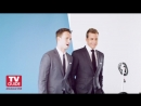 Suits Cover Shoot With Patrick J. Adams Gabriel Macht! 2013! [HD]
