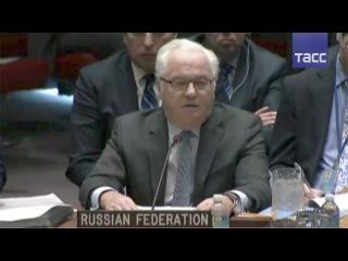 Чуркин напомнил постпреду США при ООН, что она не мать Тереза