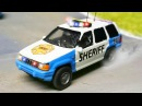 МУЛЬТИКИ Полицейская Машина и Пожарная Машина АВАРИЯ Видео для детей
