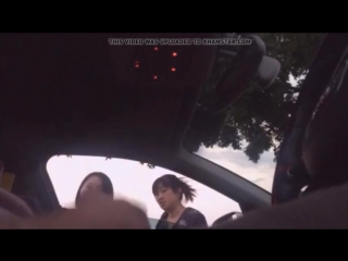 Dickflash 2 chinese teens give directions while i jerk