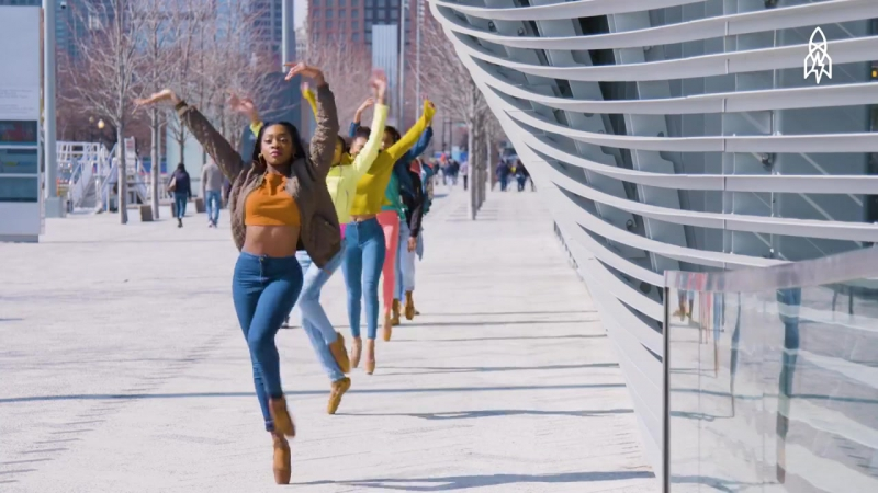 Hiplet | Chicago Multi-Cultural Dance Center (CMDC)
