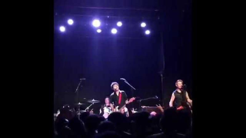 Green Day - I was there - Rough Trade NYC, Brooklyn, NY, USA 7/10/2016