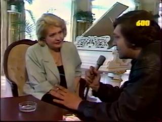 Татьяна Доронина в программе 600 секунд (ЦТ, )