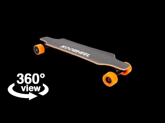 Camera 360° VR   Electric Skateboard at Bayshore
