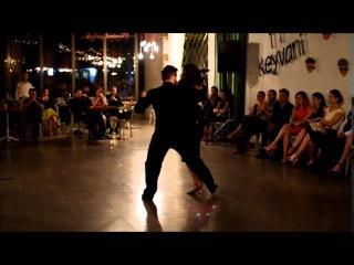 Eref Tekinalp & Vanessa Gauch Arabacolu Performance 3