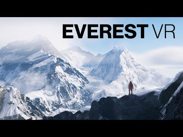 Everest VR - Mixed Reality Trailer