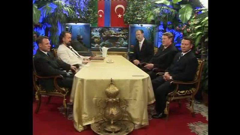 SN. ADNAN OKTARIN KOCAELİ TV RÖPORTAJI (2010.05.22) (MASONLAR)