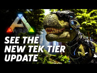 Ark Survival Tek Tier Lets You Fly Like Iron Man and Introduces Infamous Sheep