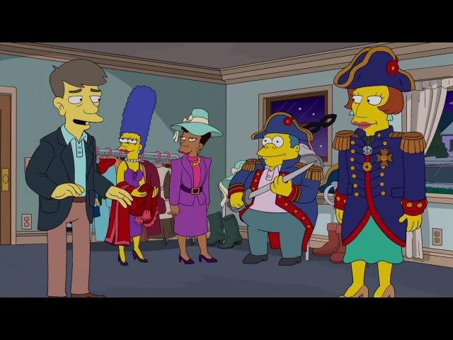 Что такое квестории Версия от Симпсонов