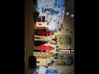 Церковь Большого Города Богослужение 1 января