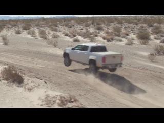 Colorado ZR2 Off-Road Truck Chapter 1: Desert Running   Chevrolet