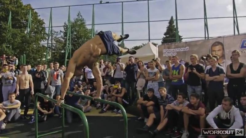 KUBOK mjera po vorkautu 2014 Moskva WORKOUT24