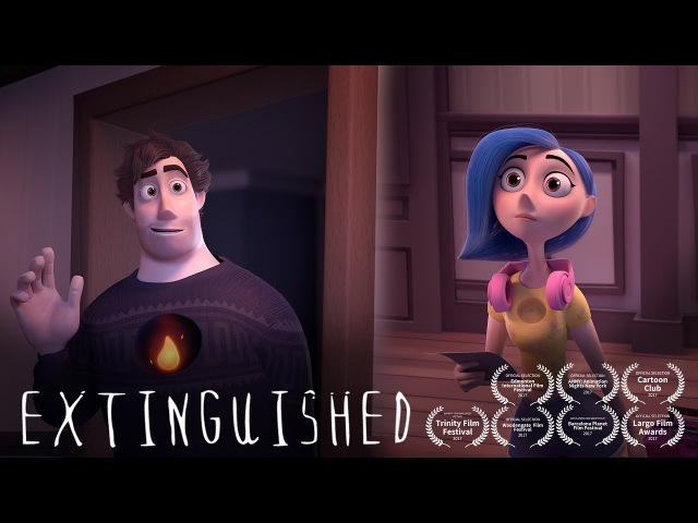 CGI Short Film Extinguished by Ashley Anderson and Jacob Mann