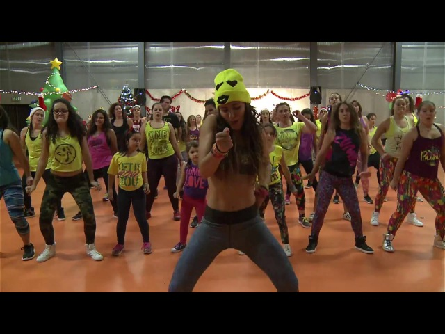 Zumba Dalila Salvador Ricky Martin ft Maluma Vente Pa' Ca