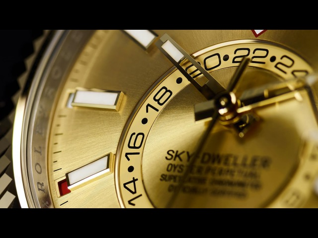 New Rolex Sky-Dweller - Baselworld 2017