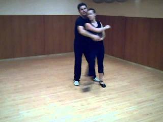 Трюки в сальсе l Танцы на Троещине Pina Colada