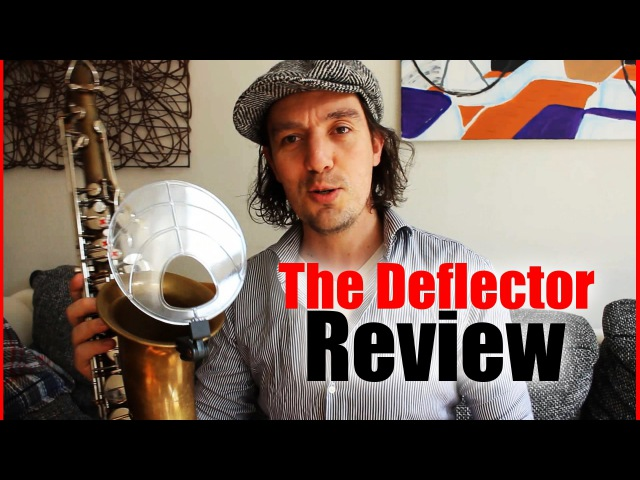 DEFLECTOR REVIEW Makes your saxophone practise a lot easier